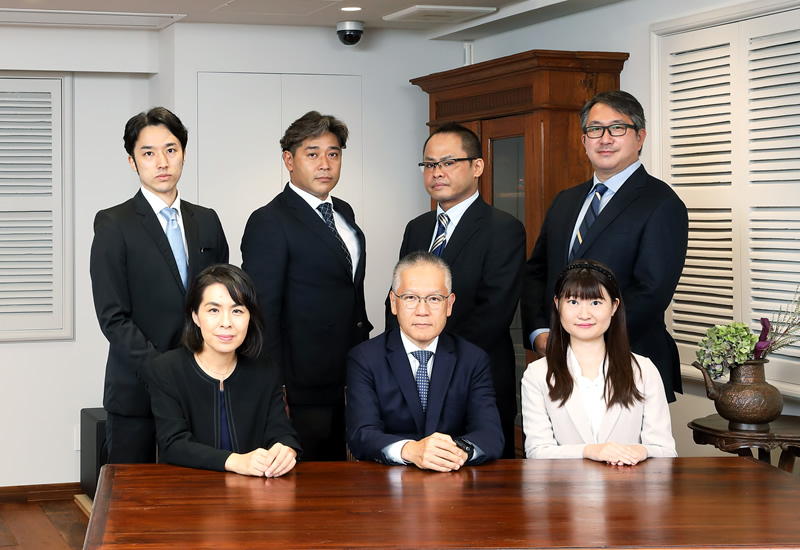 Our Team of Professionals - Kioicho Strategy Institute